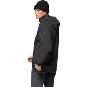 Jack Wolfskin Stormy Point Jacket Men black